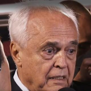 Presidente do São Paulo (Foto: Reprodução)
