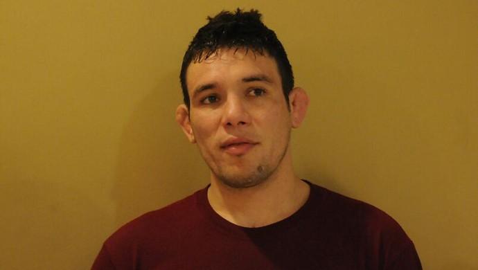 Rodrigo Pinheiro jiu-jitsu (Foto: Antônio Lima/Semjel)