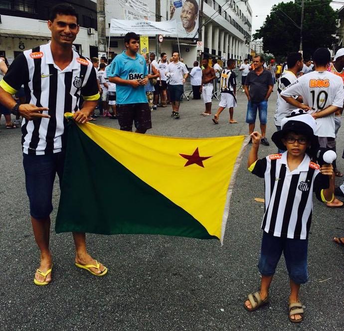 Higor Oliveira e Henzo Javan (Foto: Higor Oliveira/arquivo pessoal)
