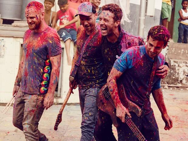Coldplay (Foto: Divulgação/Julie Kennedy)