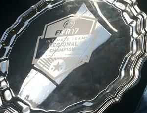 Rafifa13; troféu; Miami; Fifa (Foto: Reprodução / Twitter)