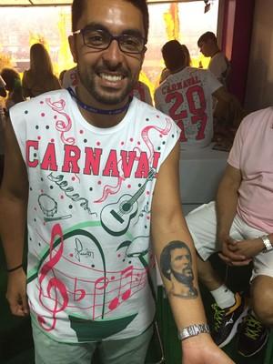 rodrigo, digo, filho, junior, tatuagem (Foto: Janir Junior)