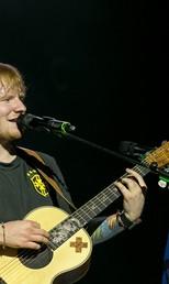 Ed Sheeran (Foto: Diego Baravelli/G1)
