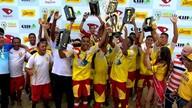 Taça das Comunidades promove esporte no ES