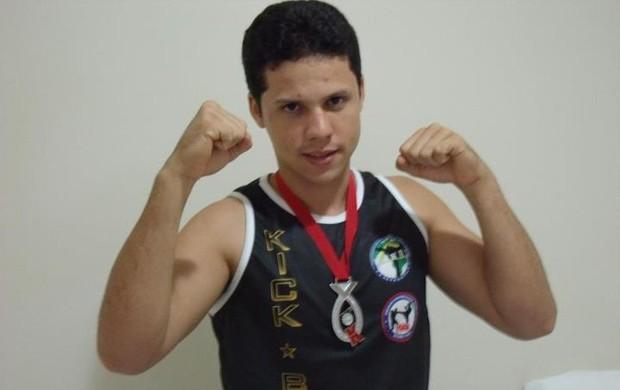 Paulo conquistou a prata no Brasileiro em São Paulo (Foto: Reprodução/Facebook)