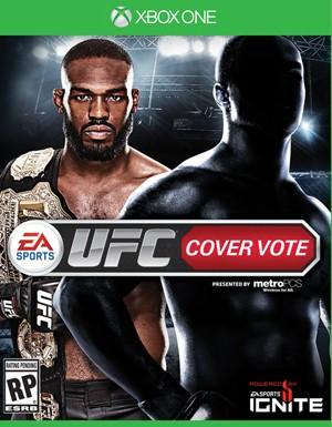 Jon Jones estará na capa do game 'UFC' feito pela EA Sports (Foto: Divulgação/EA)