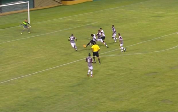 Atlético-mg x fluminense, Copa do Brasil sub 20 (Foto: Reprodução / SporTV)