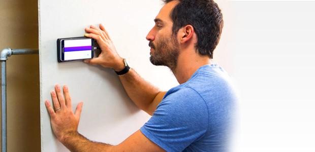 walabot-diy-equipamento-permite-olhar-dentro-das-paredes (Foto: Divulgação/Walabot DIY)