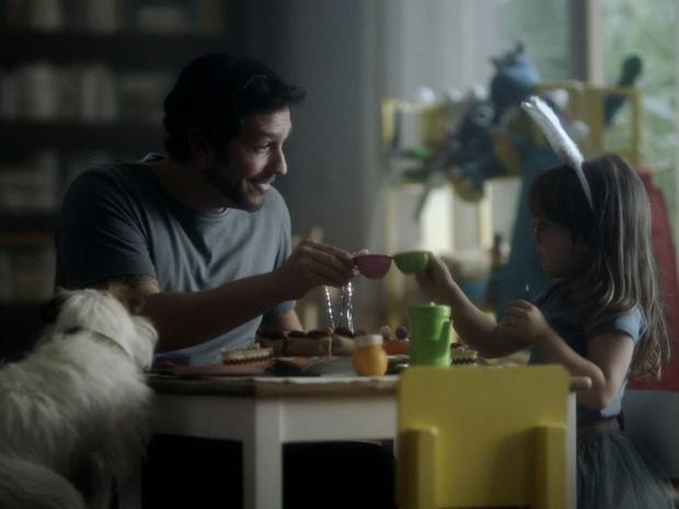 Comercial 'Não é meu Pai' foi criado pela agência AlmapBBDO para O Boticário (Foto: Divulgação)