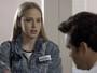 Jéssica e Bruno discutem e ela o manda ir para o Canadá