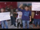 MP se reúne com pais para discutir sobre ocupação; alunos manifestam