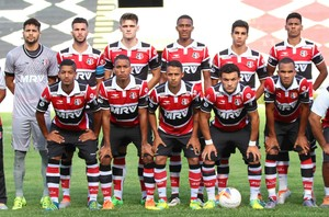 Santa Cruz Sub-20 (Foto: Marlon Costa/ Pernambuco Press)
