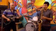 Músicos da banda Conecto se dedicam ao acid jazz