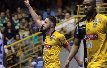 Bomba de Rodrigo e gol de raça de Bruno Petry: veja o top5 da semana