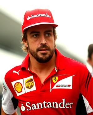 Fernando Alonso Japão 2/10/2014 (Foto: Getty Images)