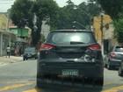 G1 flagra Ford Escape rodando em testes em São Bernardo do Campo