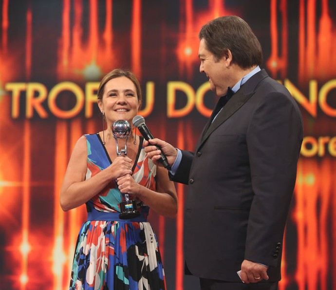 Adriana Esteves (Foto: Carol Caminha / Gshow)