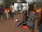 Professores interditam rodovia PA-140 em protesto no nordeste do Pará