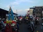 Moto romaria reúne cerca de 200 motociclistas em Santarém