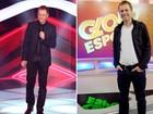 Rotina dupla: Tiago Leifert mostra como se divide entre esporte e entretenimento