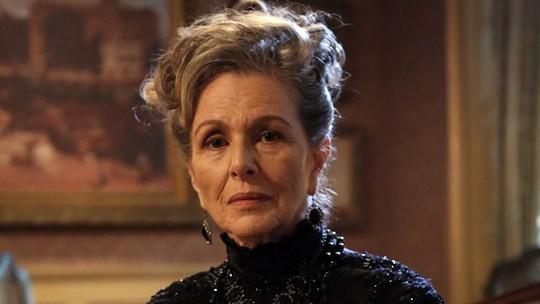 Irene Ravache considera doentio o amor de Condessa por seu filho em 'Além do Tempo'