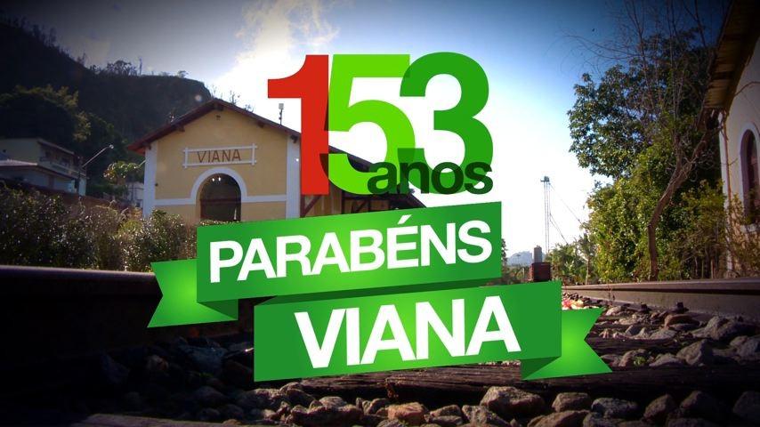 Aniversário de Viana (Foto: Divulgação/ TV Gazeta)
