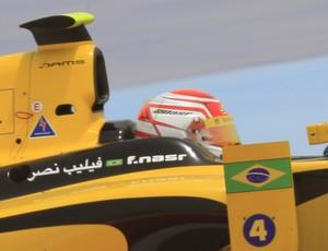 Felipe Nasr GP2 2012 (Foto: Divulgação)