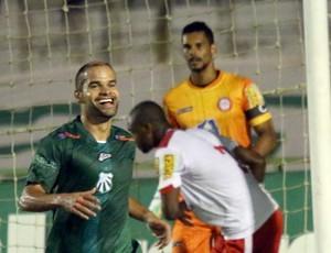 Éwerton Maradona; Caldense; Tombense; 10ª rodada (Foto: Luciano Santos / Jornal Mantiqueira)