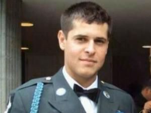 David Herold, ex-soldado do exército americano preso no rio grande do sul (Foto: Reprodução/TV Globo)