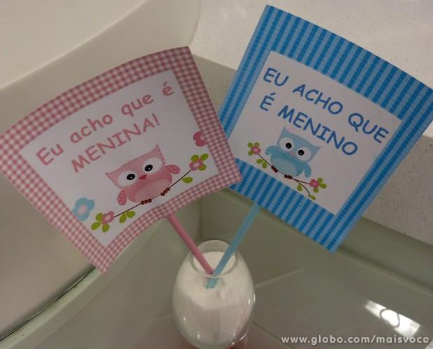 Mais Você fala sobre o chá de revelação (Foto: Mais Você / TV Globo)