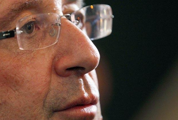 O presidente eleito da França, François Hollande (Foto: Reuters)
