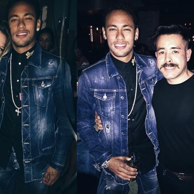 Festa de aniversário de Neymar  (Foto: Instagram / Reprodução)