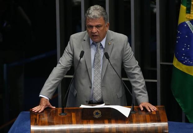 Senador Sérgio Petecão (Foto: Fabio Rodrigues Pozzebom/Agência Brasil)
