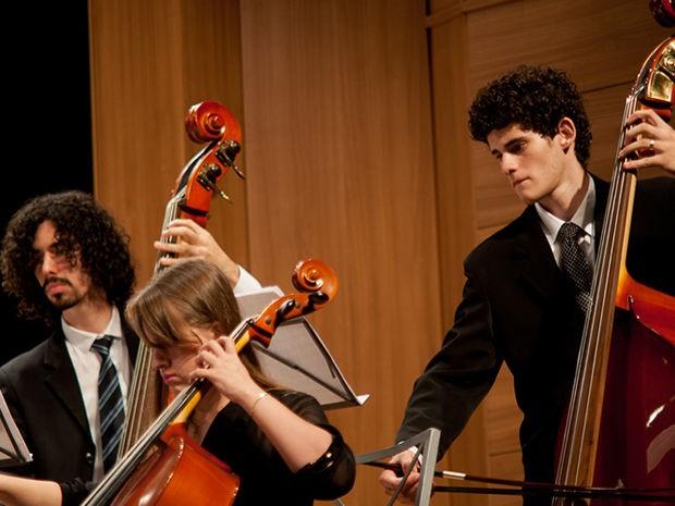 Orquestra Jovem de Mato Grosso se apresenta em Cuiabá. (Foto: Assessoria Instituto Ciranda)
