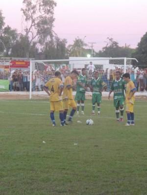 Interporto, atual campeão estadual será o representante tocantinense na 1º edição da Copa Verde (Foto: Gil Correia/Arquivo Pessoal)