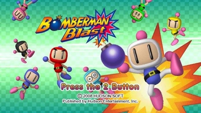 Bomberman Blast (Foto: Divulgação)