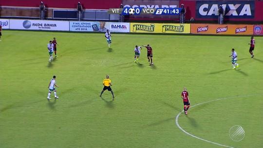 """Argel comemora goleada e projeta time para o Ba-Vi: """"O Leão vai estar muito forte"""""""