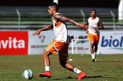 Giovanni Fluminense (Foto: Nelson Perez/ Fluminense oficial)