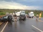 Acidente em rodovia de MS deixa um jovem morto e três pessoas feridas
