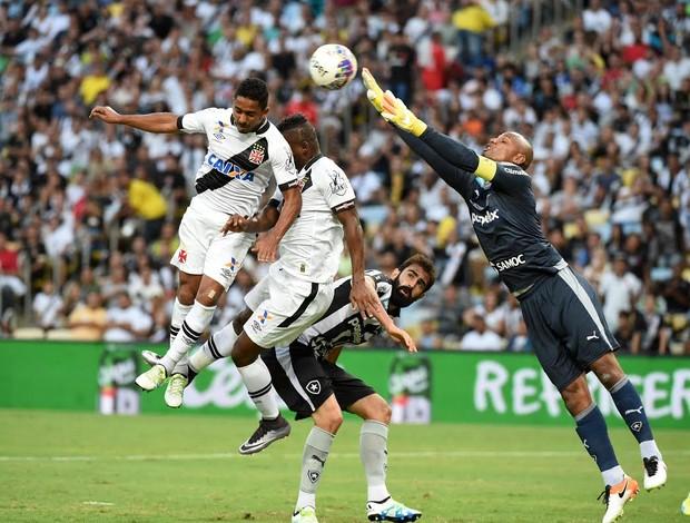 Gol Jorge Henrique - Botafogo x Vasco