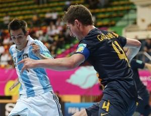 Argentina Austrália futsal (Foto: Getty Images/Fifa)