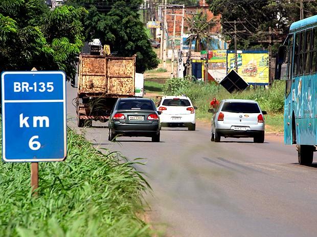 Polícia Rodoviária mantém fiscalização no feriado em algumas cidades do Maranhão (Foto: Biné Morais / O Estado)