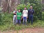 Polícia Militar resgata colonos que estavam perdidos na mata em RR