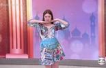 Raquel tem síndrome de down e faz dança do ventre
