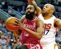 James Harden comanda vitória fora de casa dos Rockets sobre os Suns
