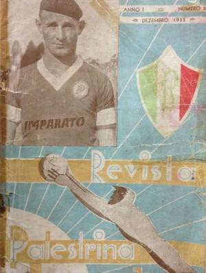Luiz Imparato - capa de revista Palestra Itália - Palmeiras (Foto: Felipe Zito)