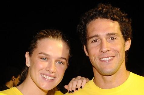 Fiorella Mattheis e Flavio Canto (Foto: Divulgação)