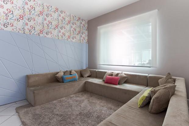 Praticamente todos os cômodos receberam alguma melhora com a reforma (Foto: Divulgação)