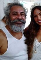Isis Valverde grava cenas de 'A Força do Querer' no Pará vestida de noiva