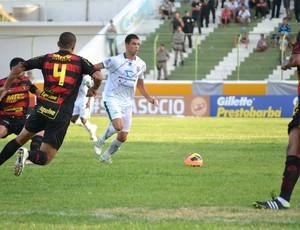 Sousa 1 x 1 Sport, Copa do Nordeste (Foto: Jefferson Emmanoel / Globoesporte.com)
